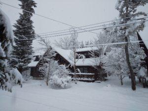 ウルベビレッジ積雪(2号棟)